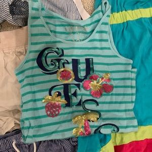 Lacoste Dresses - Lot of girls sz 7-9 summer clothes